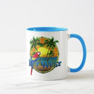 Key West-Sonnenuntergang Tasse