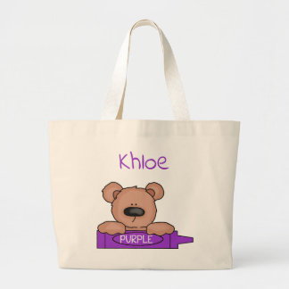Khloes Teddybear Tasche