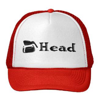 Kiffer-Fernlastfahrer-Hut Caps