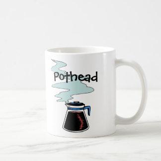 Kiffer-Kaffeetasse Tasse
