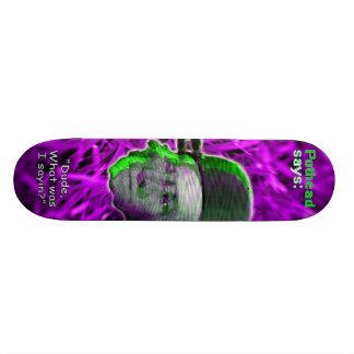 Kiffer-Skateboard Personalisierte Skateboards