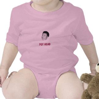 KIFFER - wehrlose Baby-Ausgabe T-shirt
