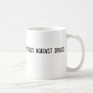 Kiffern gegen Drogen Teetasse