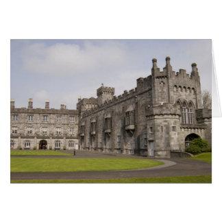 Kilkenny-Schloss, Landkreis Kilkenny, Irland Grußkarte
