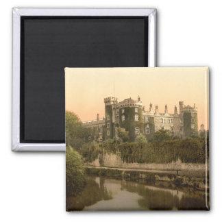 Kilkenny-Schloss, Landkreis Kilkenny Quadratischer Magnet
