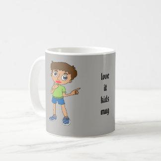 Kinder Kaffeetasse