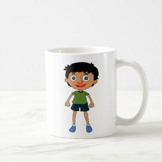 Kinder und Baby Kaffeetasse