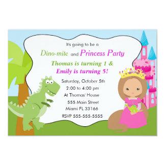 Kindergeburtstag-Party 2 Karte