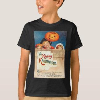 KinderKürbislaterne Ellen Clapsaddle T-Shirt