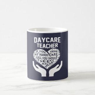 Kindertagesstätten-Lehrer Kaffeetasse