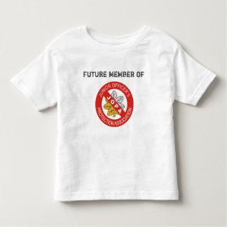 Kinderzukünftiges Mitglied von Jopa Kleinkind T-shirt