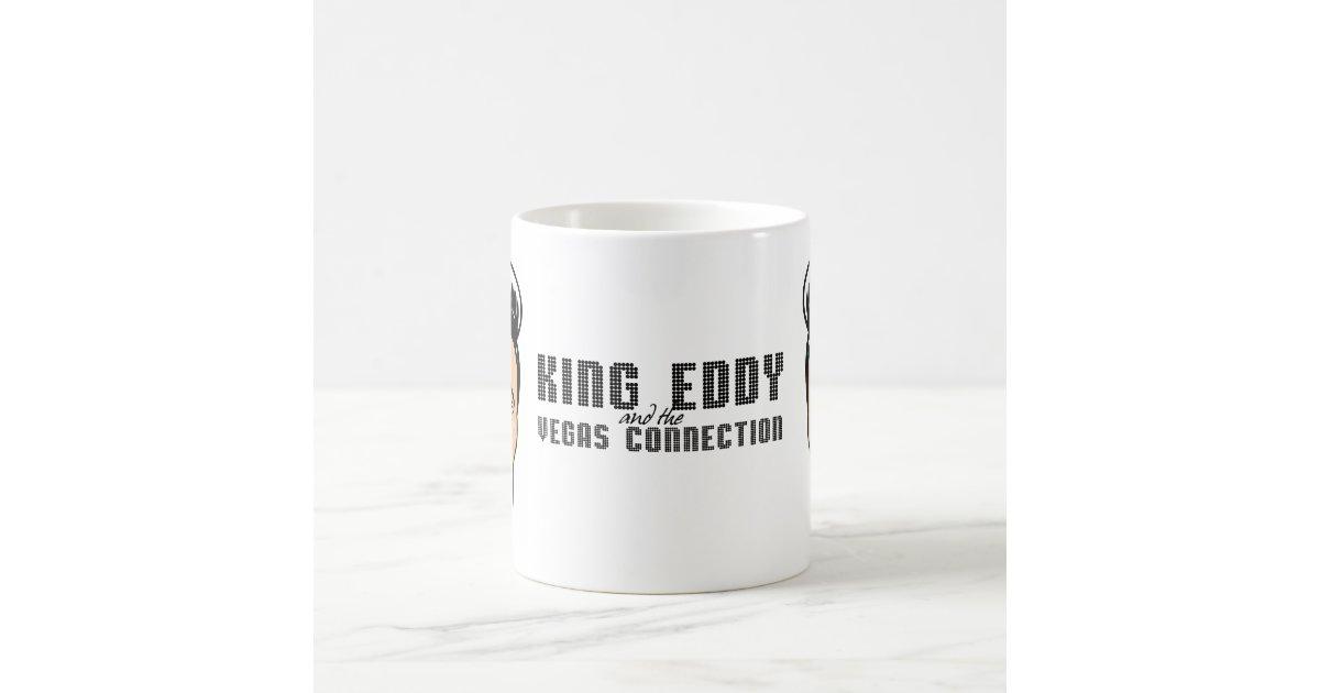 king eddy s guten morgen tasse. Black Bedroom Furniture Sets. Home Design Ideas