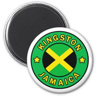 Kingston Jamaika Runder Magnet 5,1 Cm