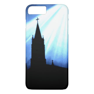 Kirche im Licht iPhone 8 Plus/7 Plus Hülle