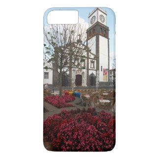 Kirche in Azoren iPhone 8 Plus/7 Plus Hülle