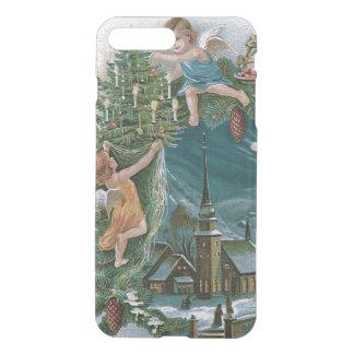 Kirchen-Engels-Engel-Weihnachtsbaum iPhone 8 Plus/7 Plus Hülle