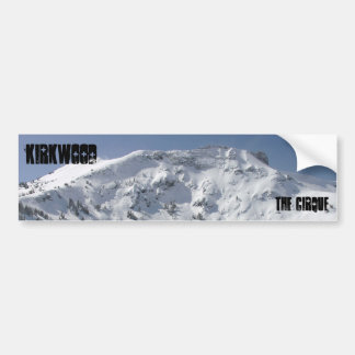Kirkwood, das Cirque Autoaufkleber