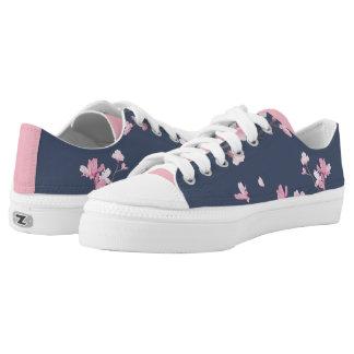 Kirschblüte - Gerbsäure Niedrig-geschnittene Sneaker