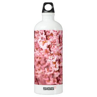 Kirschblüte-Kirschblüte Aluminiumwasserflasche