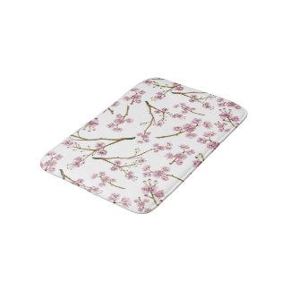 Kirschblüte-Kirschblüten-Druck Badematte