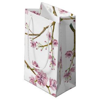 Kirschblüte-Kirschblüten-kleine Geschenk-Tasche Kleine Geschenktüte