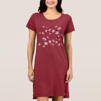 Kirschblüte Kleid