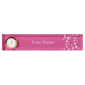Kirschblüte Namensplakette