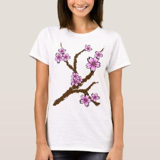 Kirschblüte-Niederlassung T-Shirt