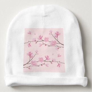 Kirschblüte - Rosa Babymütze