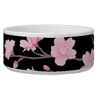Kirschblüte - Schwarzes Napf