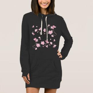 Kirschblüte - Transparent-Hintergrund Kleid