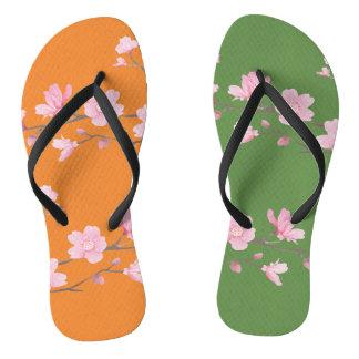 Kirschblüte - transparent - Special Flip Flops