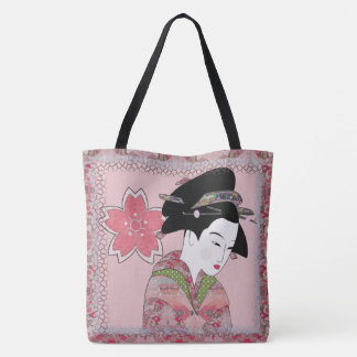 Kirschblüten-Geisha