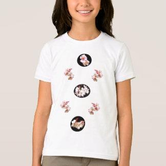 Kirschblüten-Gruppen T-Shirt