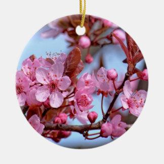 Kirschblüten-Japaner Keramik Ornament