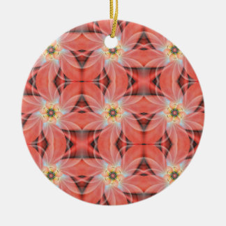 Kirschblüten-Muster durch Tutti Rundes Keramik Ornament