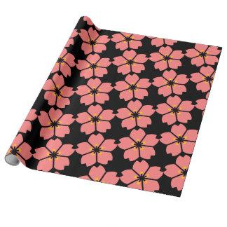 Kirschblüten-Packpapier Geschenkpapier