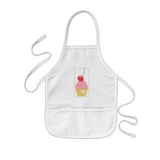 Kirschkleiner kuchen kinderschürze