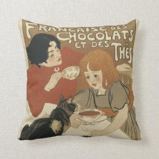 Kissen Francaise DES Chocolats