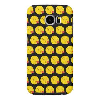 Kissy stellen Emoji Samsung Kasten Galaxie-S6