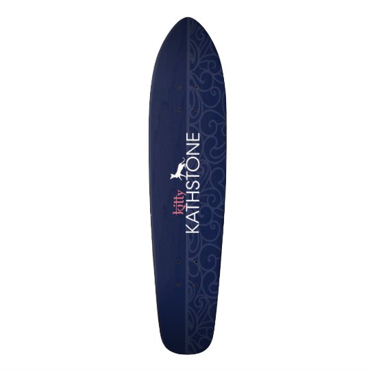 Kittys Board 18,7 Cm Mini Skateboard Deck
