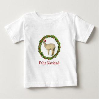 Kitz-Alpaka Sankt Baby T-shirt