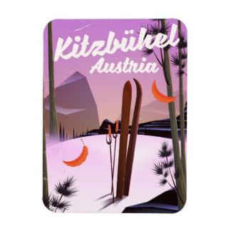 Kitzbühel Österreich Magnet