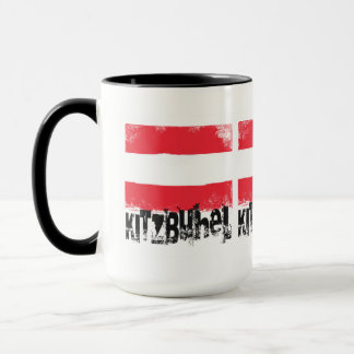 Kitzbühel Schmutz-Flagge Tasse