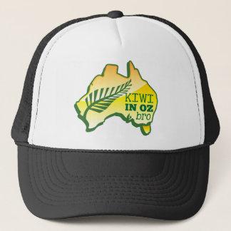 KIWI in Unze (Australien) BRO Truckerkappe