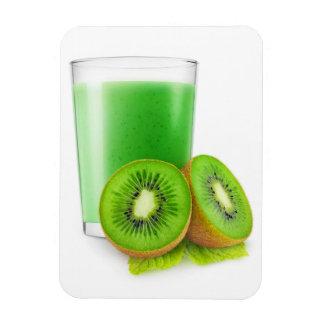 Kiwi Smoothie Magnet