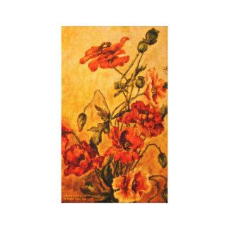 Klare späte viktorianische Malerei des Öl-1890 der Leinwand Drucke