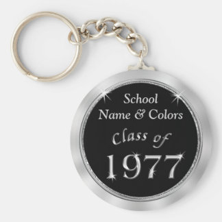 Klasse von 1977 Klassen-Wiedersehen-Andenken IHR Schlüsselanhänger