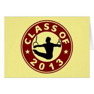 Klasse von Gymnastik 2013 Karte