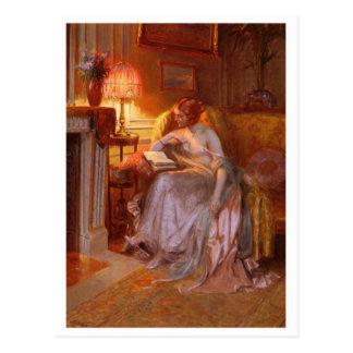 Klassische Malerei-Postkarte Postkarten